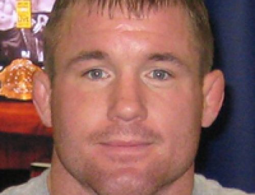 UMMAF board member Matt Hughes receives emotional homecoming at UFC St. Louis