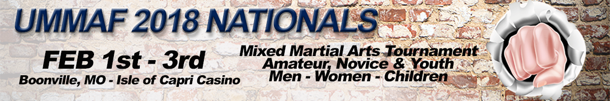 National MMA Tournament Announcement