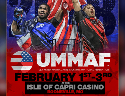 2018 UMMAF National Team Announced!