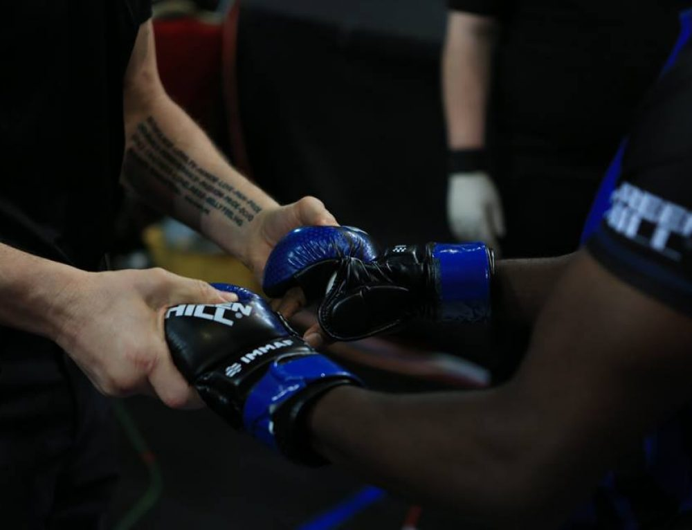 IMMAF President draws a line between 4oz MMA gloves and IMMAF 6oz standard