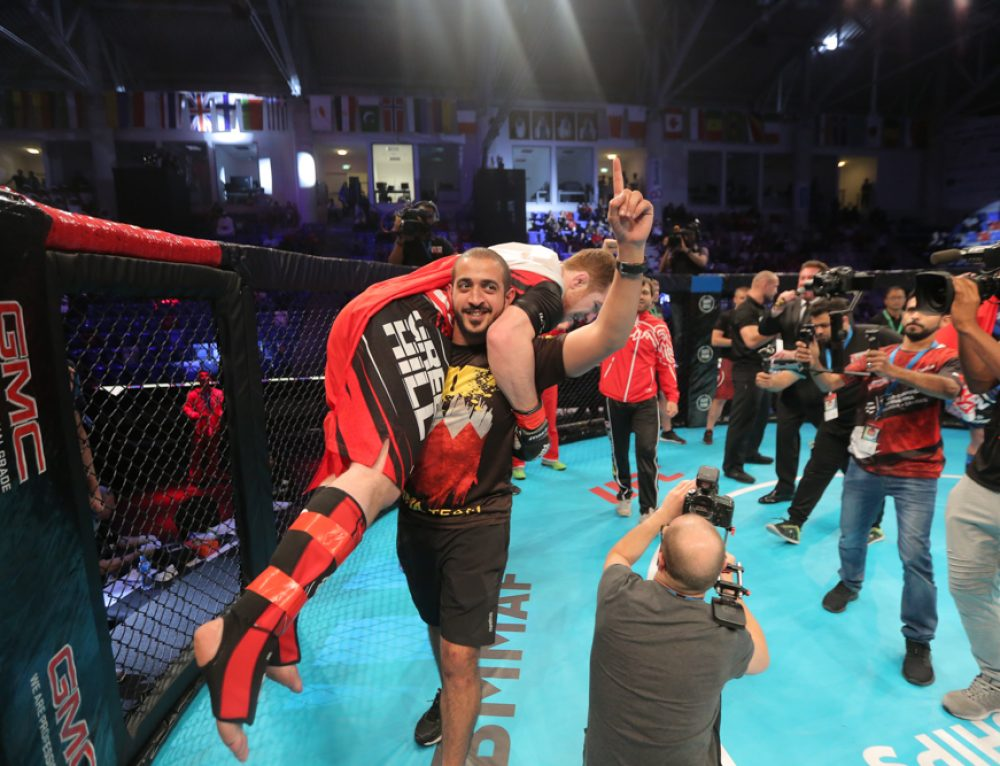 IMMAF WORLD CHAMPIONSHIPS TO RETURN TO BAHRAIN IN 2018
