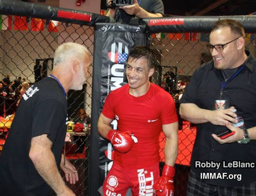 IMMAF World Championships veteran Orlando Jimenez reveals he will run for office in Arizona