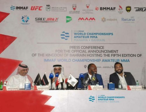 IMMAF signs off on 2018/19 World Championships in Bahrain