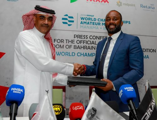 2018 & 2019 IMMAF WORLD CHAMPIONSHIPS ANNOUNCED FOR BAHRAIN