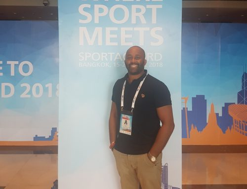 IMMAF ATTENDS SPORTACCORD 2018 TO WIN SUPPORT FOR RECOGNITION