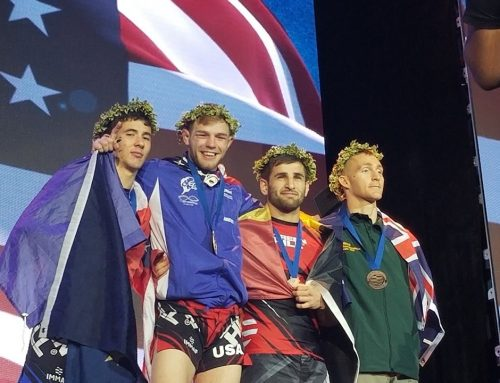 IMMAF EVENTS BECOMING INFLUENTIAL AHEAD OF 2018 WORLD CHAMPIONSHIPS