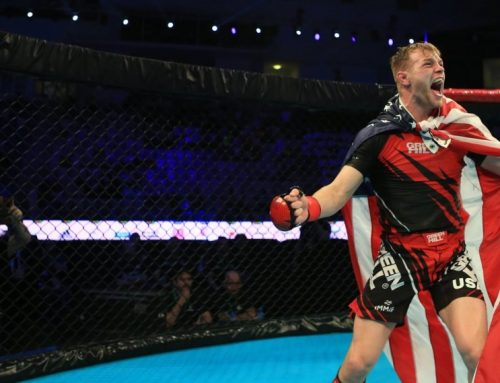IMMAF Gold Medalist Benjamin Bennett makes pro-debut at Brave 13