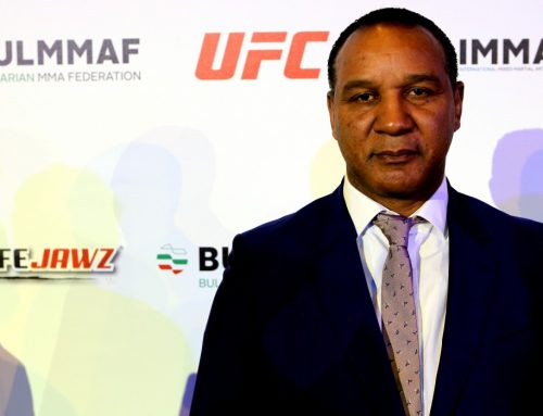 IMMAF MEETS WITH GAISF & WADA OFFICIALS AT SPORT ACCORD 2018