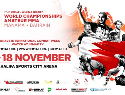 2018 UMMAF National Team Readies For The IMMAF World Championships