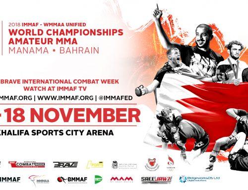 2018 IMMAF / WMMAA Unified World Championships