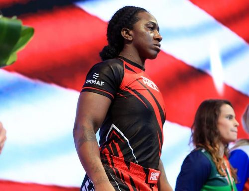 """She Hulk"" LaNeisha Vinson Smashes Records for USA at Amateur MMA World Championships."