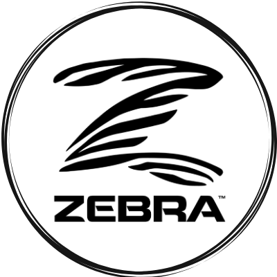 zebra athletics logo