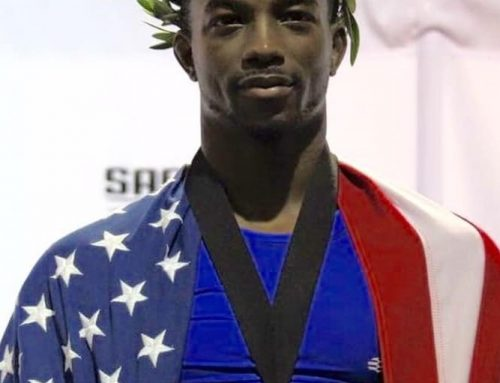 2X IMMAF World Champion Will Starks Nominated for UMMAF Board of Directors